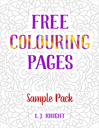 Free Colouring Pages Sampler